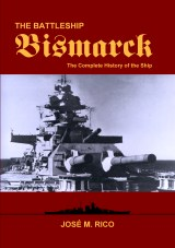 Battleship Bismarck Book