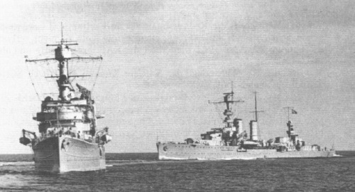Kriegsmarine Light Cruisers