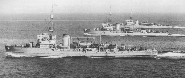 Minesweepers 35